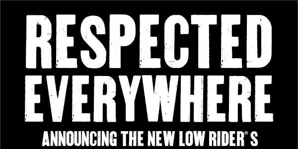 RESPECTED EVERYWHERE