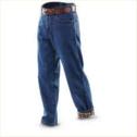 Guide Gear Men's Flannel-Lined Denim Jeans