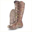 Irish Setter Men's Waterproof 17' Snake Boots Realtree Xtra Green