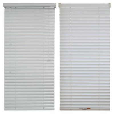 how to install aluminum blinds outside mount diy