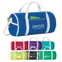 Varsity Duffel Bag - Personalization Available