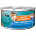 Purina ONE Smart Blend Healthy Metabolism Canned Adult Cat Food at PETCO