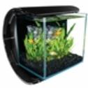 Marineland Silhouette Glass 3 Gallon LED Aquarium Kit at PETCO