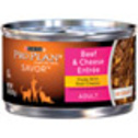 Pro Plan Savor Adult Canned Cat Food in Gravy at PETCO