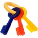 Nylabone Puppy Large Teething Keys Flexible Dog Chew
