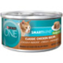 Purina ONE Smart Blend Premium Pate Canned Cat Food at PETCO