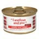 I and Love and You Wholly Cow Pate Canned Cat Food