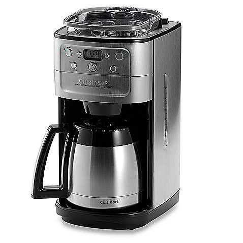 Programmable 12 Cup Coffee Maker DCC 1200 Bed Bath Beyond Video