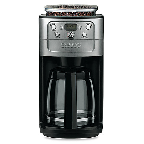 Home Cuisinart Grind Brew 12 Cup Automatic Coffee Maker DGB 700BC