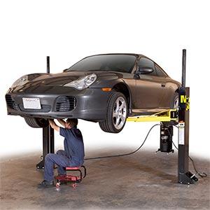MaxJax 2-Post Portable Auto Lift » Dannmar - Automotive ...