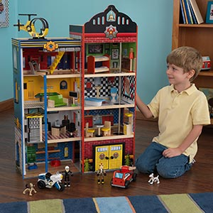 Deluxe home town heroes kidkraft toys welcome to costco wholesale - Costco toys for kids ...