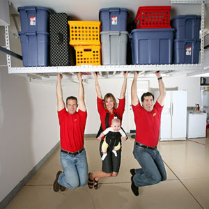 Saferacks 4 X8 Overhead Garage Storage Rack 187 Welcome To
