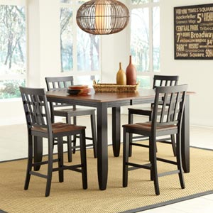 Somerset counter height dining set video gallery - Costco dining room set ...