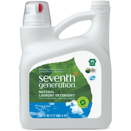 Seventh Generation Natural Laundry Detergent 187 Welcome To