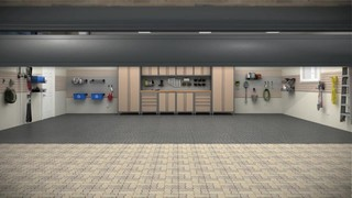 Newage Products Metal Garage Cabinetry